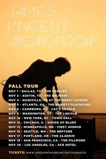 Autumn US Dates