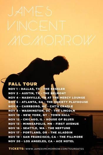 Autumn US Dates